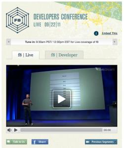 F8 Developers Conference en San Francisco