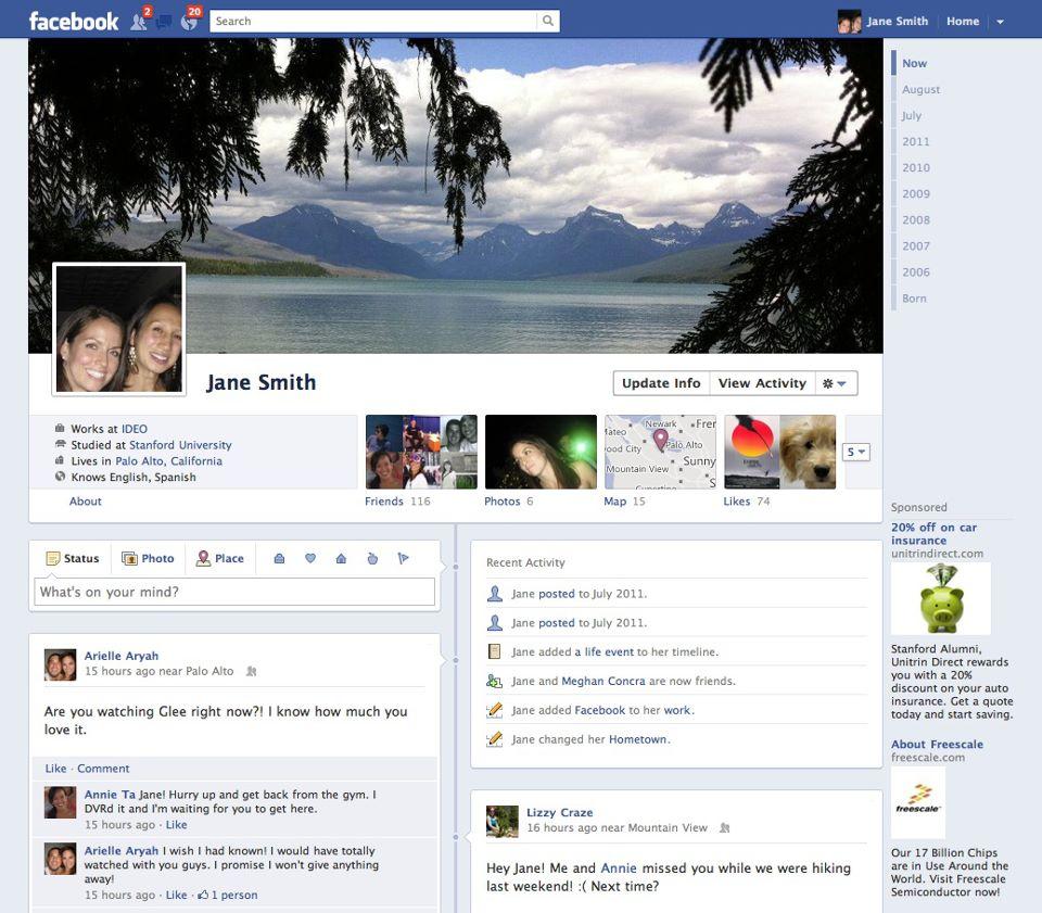 18/10/2011 Seminario Facebook para profesionales y empresas