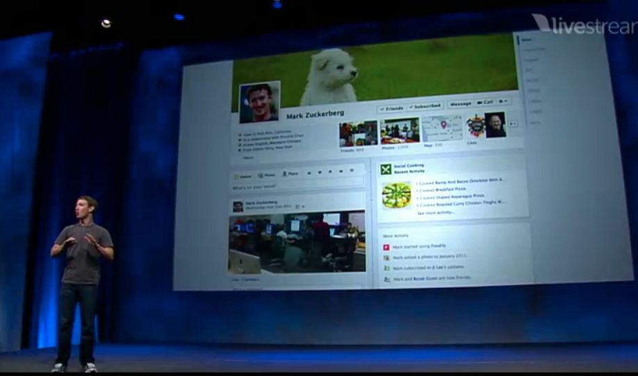 Facebook ha anunciado grandes cambios