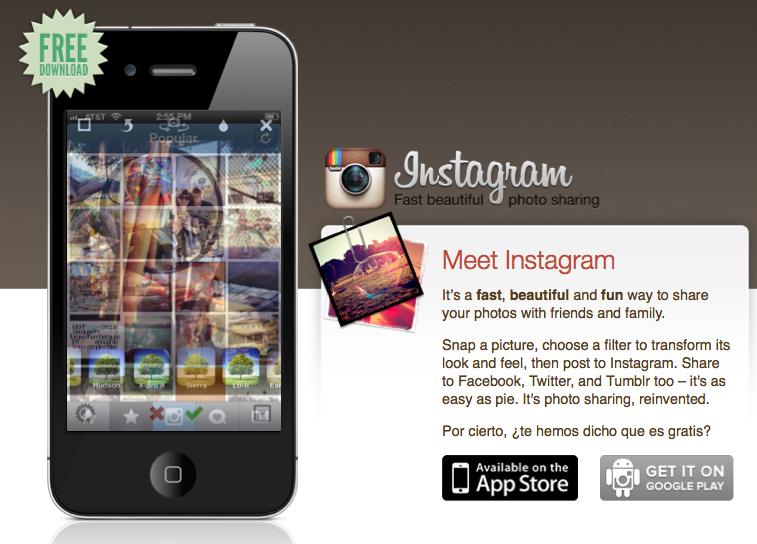 Instagram se renueva y amplía su círculo a los usuarios de Android