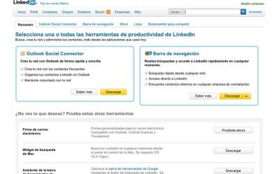 Linkedin estará integrado en la nueva versión de Office de Microsoft